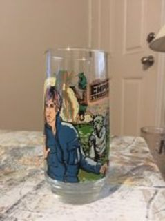 Star Wars Collectible Glass