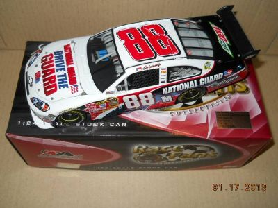 Dale Earnhardt Jr 2009 88 National GuardDrive the Guard Diecast