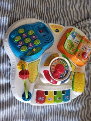 Vtech table toy