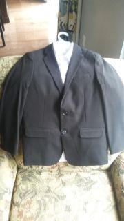 Formal Suit Jacket and Shirt
