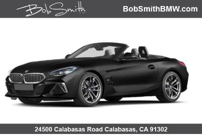 New 2020 BMW Z4 Roadster