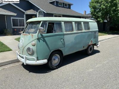 1964 Kombi Walk Thru