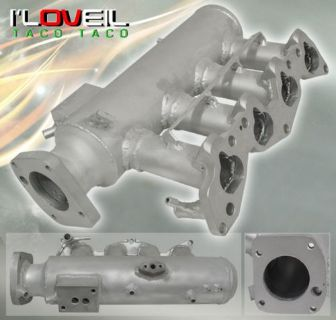 Purchase D15/D16 Honda Civic Del Sol Crx Jdm Racing Power Intake Manifold Cast Aluiminum motorcycle in La Puente, California, United States, for US $99.99