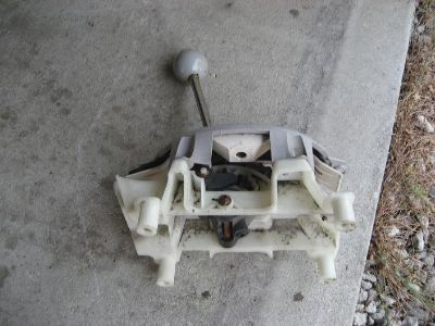 Find 06-2010 Chrysler Pt Cruiser complete transmission shifter, knob, plate and boot motorcycle in Chicago, Illinois, US, for US $40.00