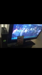 Xbox360 and 32 inch lg tv