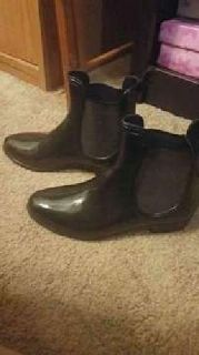 European Welly's- ankle rain booties