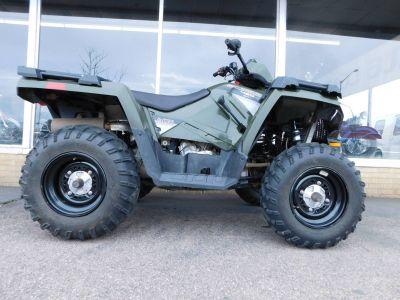 2016 Polaris Sportsman 450 H.O. ATV Utility Loveland, CO