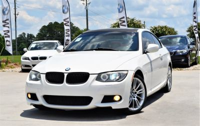 2011 BMW Integra 335i xDrive (White)