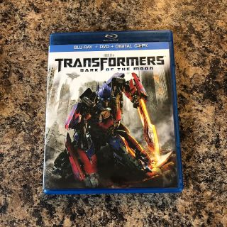 Transformers Dark Of The Moon Blu-Ray/DVD