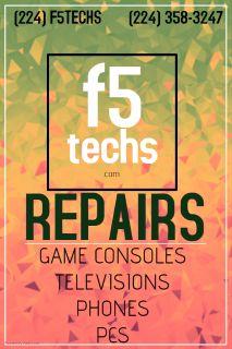 COMPUTER REPAIR WICHITA F5TECHS