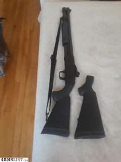 For Sale: Mossberg 590