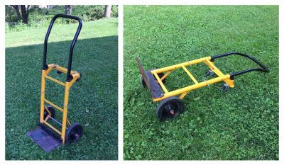Convertible Dolly Hand Truck GUC **READ PICK-UP DETAILS BELOW