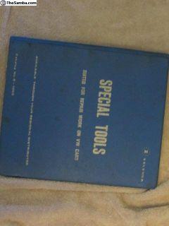 Zelinda Tool 3 Tab Hard Cover catalog #9 1969
