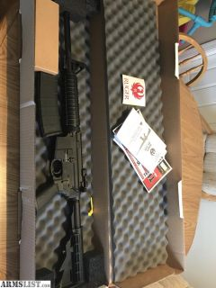 For Sale: Ruger AR 556 Like New