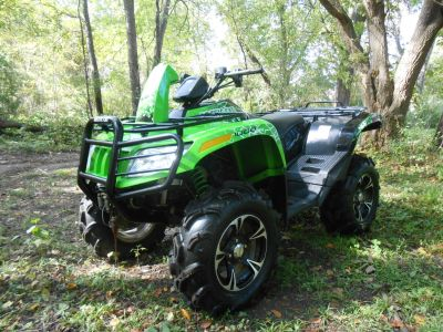 2014 Arctic Cat MudPro 1000 Limited EPS Utility ATVs Howell, MI