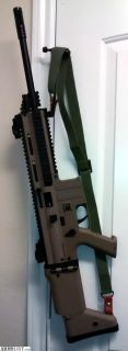 """For Sale: Nice once-USED ISSC Model Mk-22 """"SCAR"""" Semiautomatic Rifle in .22LR"""