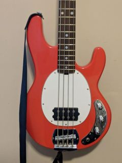 Sterling SUB Series Electric Bass Guitar