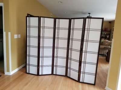 Room divider or room accent