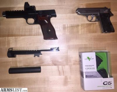 For Sale: S&W 41 PC & Viridian Green Laser