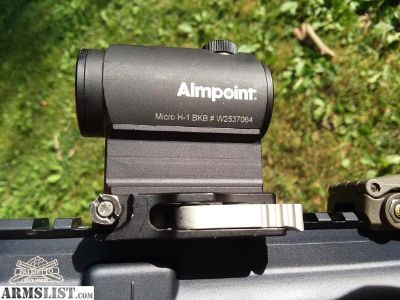 For Sale/Trade: Aimpoint H1 4 moa