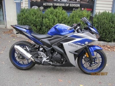 2015 Yamaha YZF-R3 Sport Motorcycles Metuchen, NJ