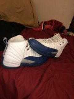 Jordan French Blue 12 s