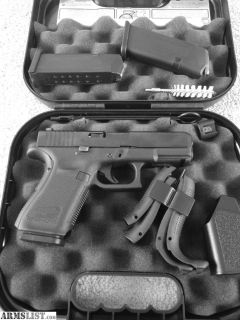 For Sale/Trade: Glock 19 Gen 5 with NS