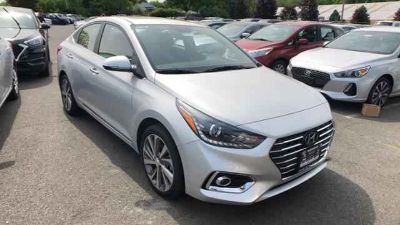 Used 2019 Hyundai Accent Sedan Auto