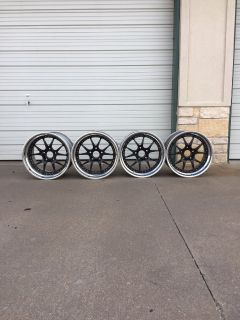 USED Forgeline Wheels 18x10.5 and 18x13