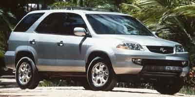 2002 Acura MDX Touring (Not Given)