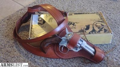 For Sale: Cimarron Thunderer 45LC. 3.5 inch stainless ss