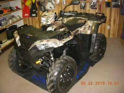 2019 Polaris Sportsman 850 SP ATV Utility Clyman, WI