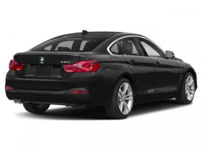 2019 BMW 4 Series 430i xDrive (Black)