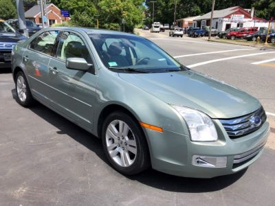 2009 Ford Fusion V6 SEL (Moss Green Metallic)