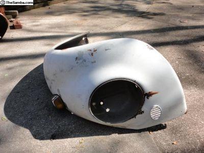 64-66 Bug Lt Front Fender