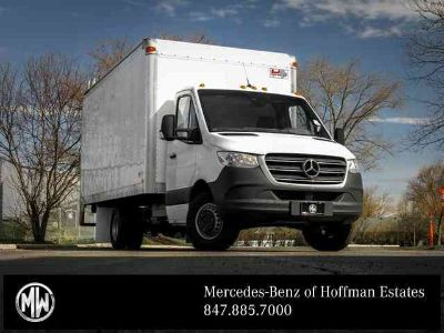 2019 Mercedes-Benz Sprinter 4500 Cab Chassis - US Truck Body