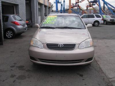 2006 Toyota Corolla CE (Gold)