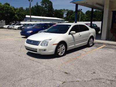 2009 Ford Fusion SEL (WHITE)