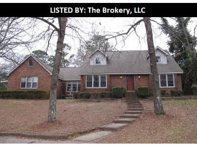 5 Bed 2.5 Bath Foreclosure Property in Warner Robins, GA 31088 - Michele Ter