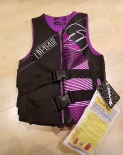Hyperlite Womens XS Life Jacket - New With Tags