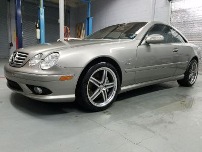 2003 Mercedes-Benz CL 55 AMG