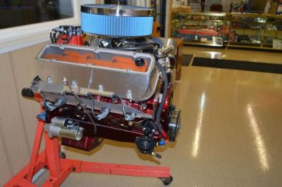 Sell 644 HP 565 BIG BLOCK CHEVY ENGINE motorcycle in Greenwood, Indiana, United States