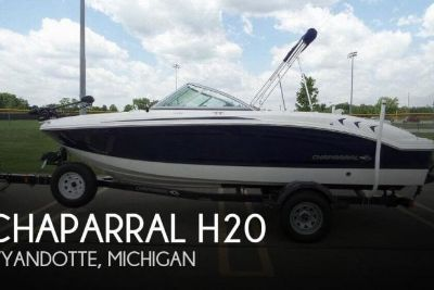 2014 Chaparral H20 Fish & Ski