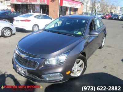 2016 Chevrolet Cruze Limited 4dr Sdn Auto LT w/1LT (GRAY)