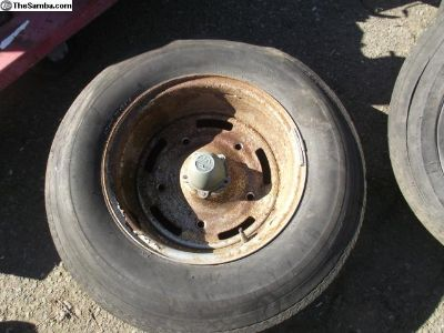 WTS Wide 5 Appliance Pacer Steel Rims