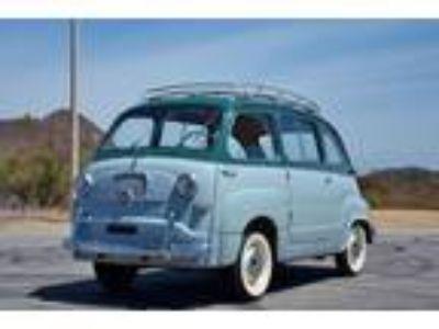 1956 Fiat 600 Multipla Italian Style
