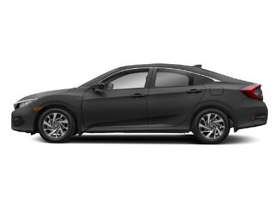 2018 Honda CIVIC SEDAN EX FWD (Modern Steel Metallic)