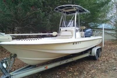 2006 Scout 240 Bay Scout