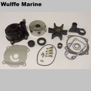 Purchase Water Pump Kit Johnson Evinrude 85,115,140,150,175,200,235 Hp 18-3393 395073 motorcycle in Mentor, Ohio, United States, for US $65.95