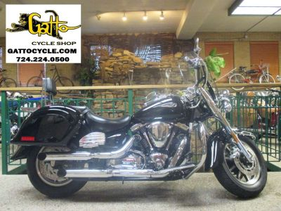 2007 Yamaha Road Star Midnight Cruiser Motorcycles Tarentum, PA